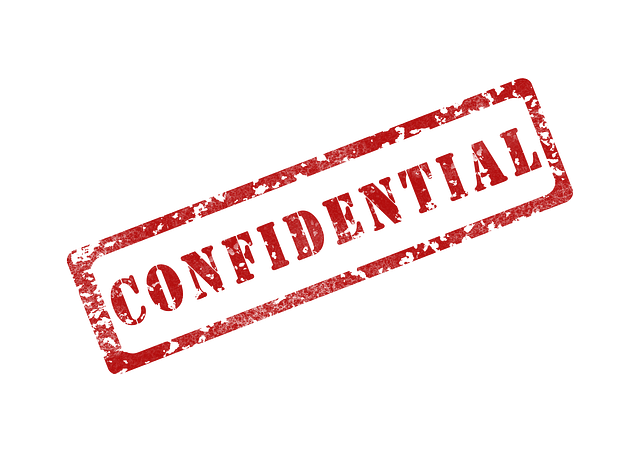 Keeping secrets? Is your information confidential?